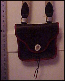 Small Square Rifleman's Bag